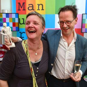 Anneke de Feijter en Walter Jansen