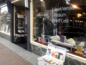 Winkel boekhandel- Jansen & de Feijter